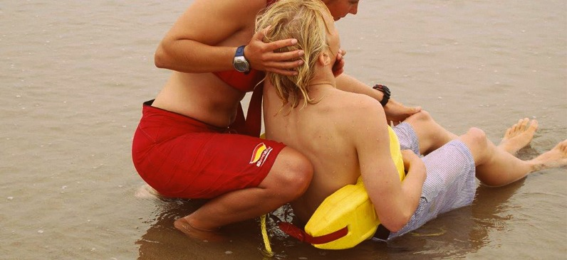 Surf Life Saver First Aid