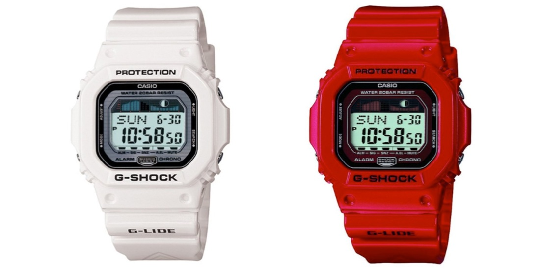 Casio G-Shock G-Lide Surf Watch
