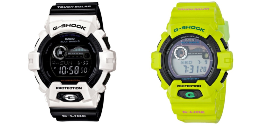 Casio G-Shock GWX Tide Watch
