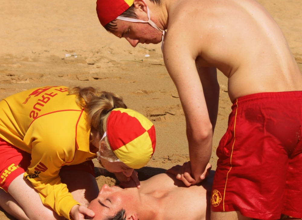 Surf Life Saving Resuscitation